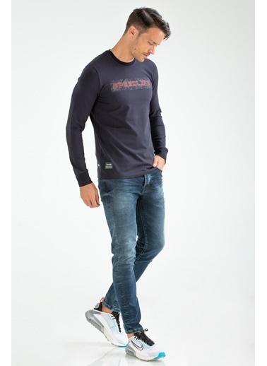 Speedlife Admirable Sweatshirt Lacivert